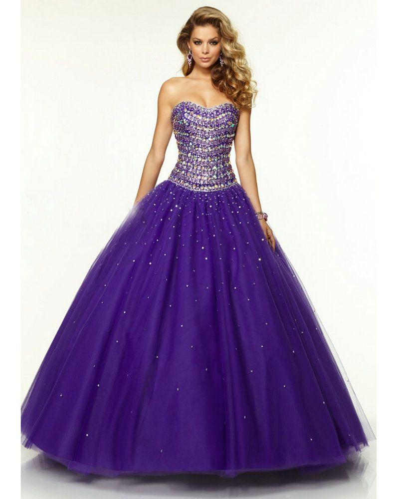 nice Красивые фиолетовые платья (50 фото) — Самые выигрышные ...