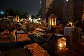 Panteón: Día de muertos México