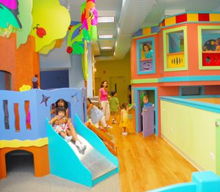 Chicago is home to a robust variety of indoor spots where kids can ...