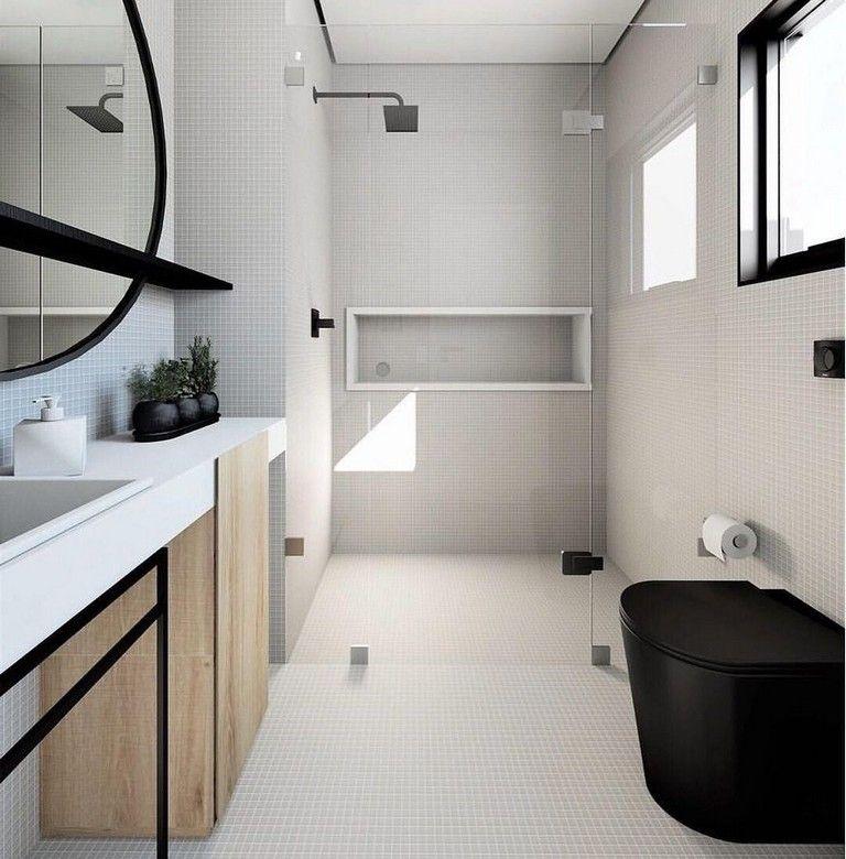 5 Gorgeous Scandinavian Bathroom Ideas: 38 Wonderful Scandinavian Bath Decoration To Inspire And
