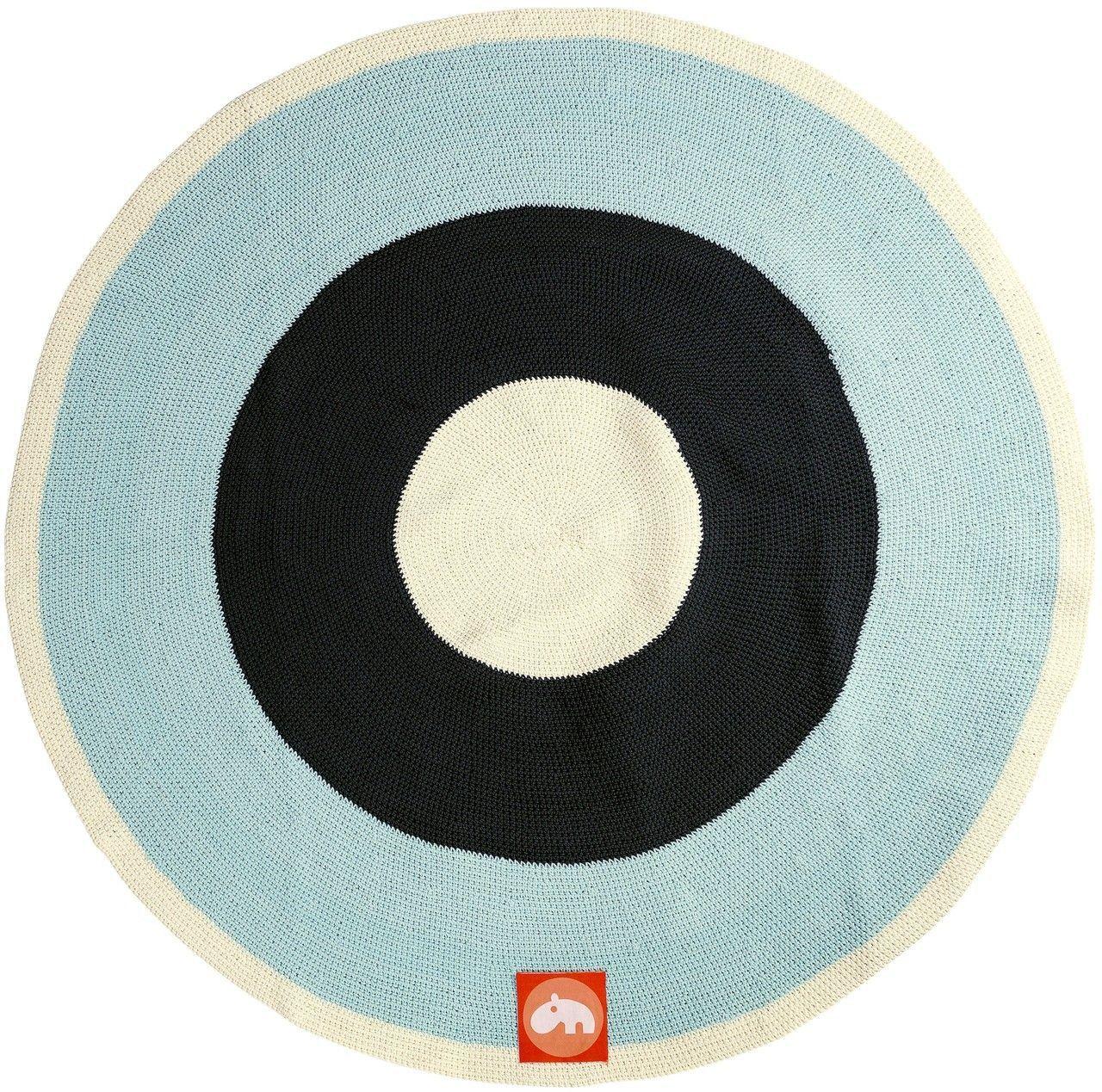 Kinderteppich blau rund  Teppich rund Blau Done by Deer - Kleine Fabriek | baby | Pinterest ...
