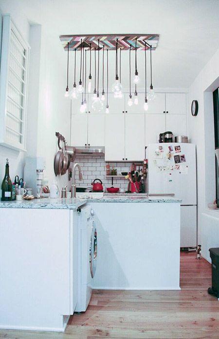 How To Brighten Up A Dark Kitchen Without Painting 5 Easy Ways To Brighten Up A Dark Apartment Brighten Dark Room Brighten Room Apartment Lighting