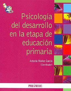 Psicología del desarrollo en la etapa de educación primaria. Pirámide