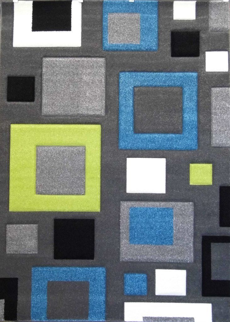Rug Design Ideas pretty design ideas livingroom rugs modest rugs living room Area Rug For Waiting Area Wool Honeycomb Design Green Yellow Blue Rug In 4