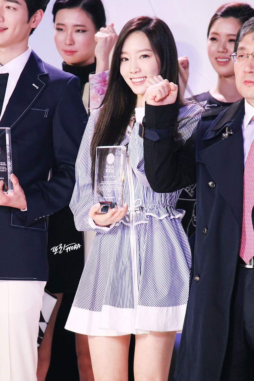 Girls Generation Taeyeon Fashion KODE 2015 FW