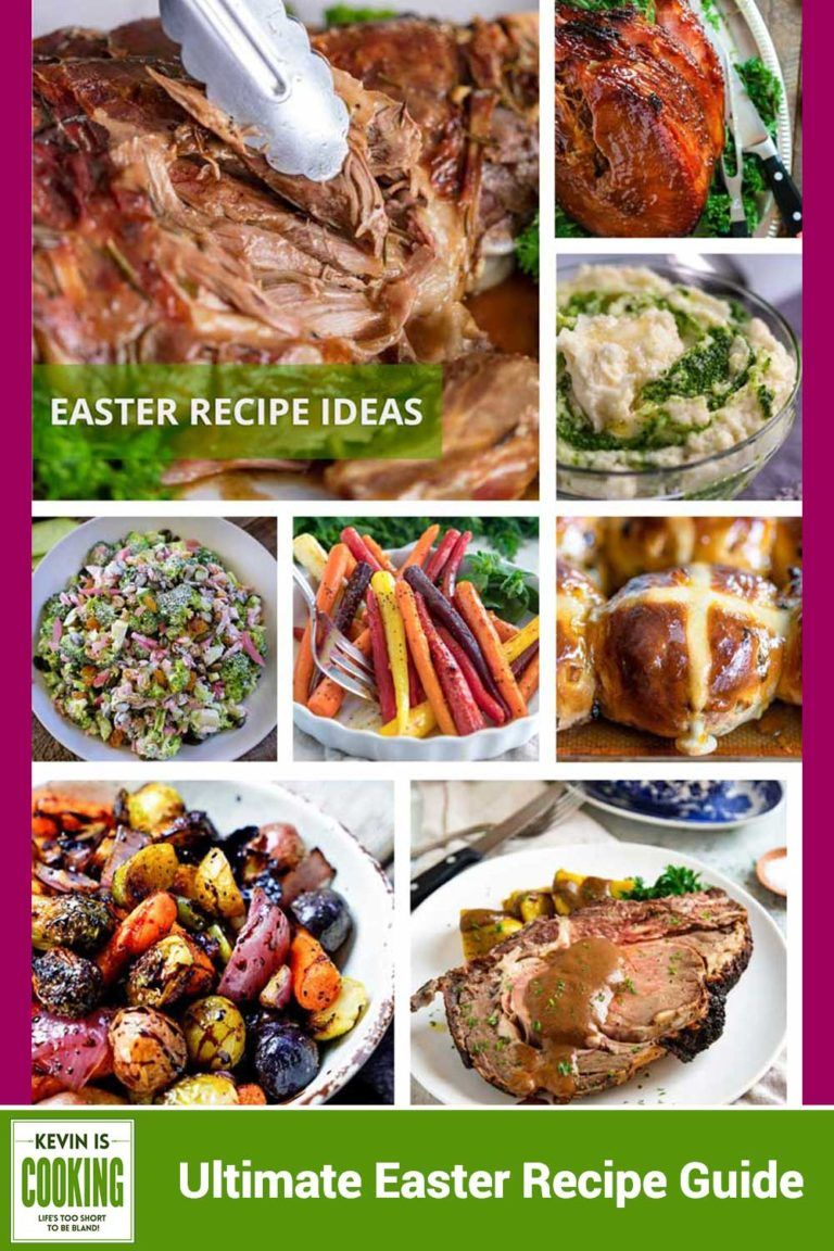 My Ultimate Easter Recipe Guide Easter Recipes Food Recipes
