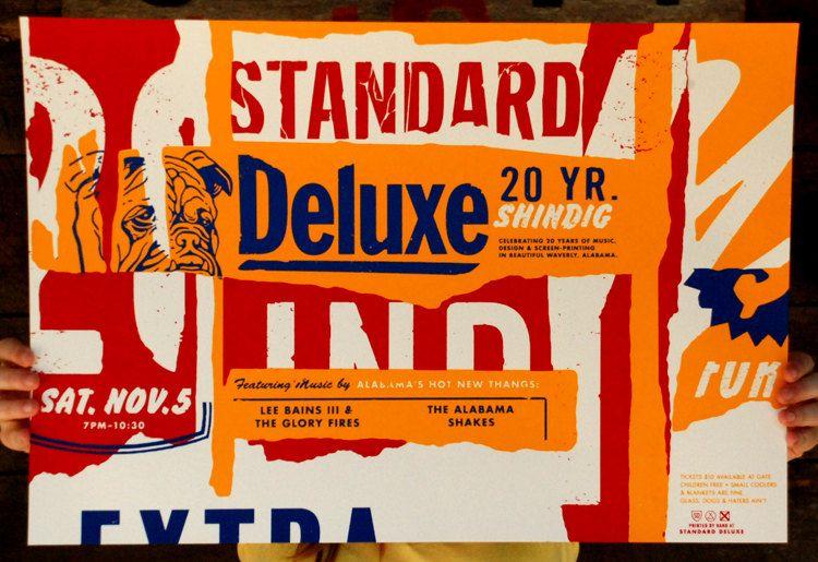 Alabama shakes at standard deluxe 20yr anniversary shindig hand