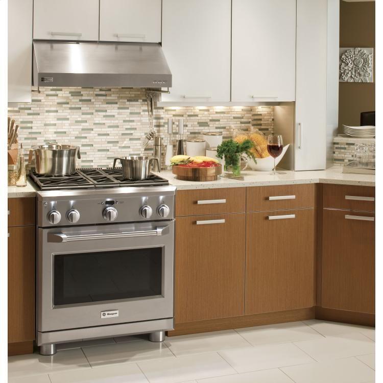 Kitchen Shelf Above Cooker: Under Cabinet Range Hood