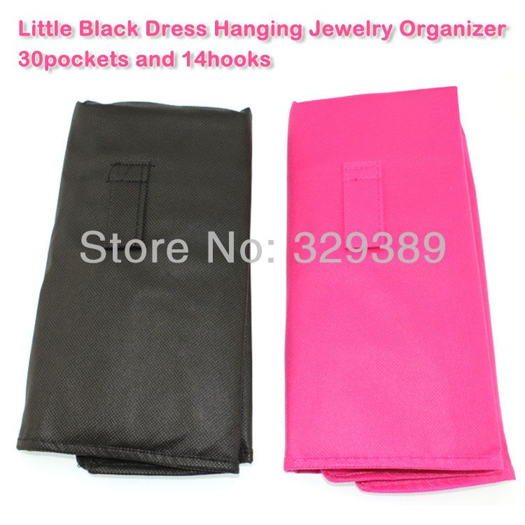 Buy 10pcslot Little Dress Hanging Jewelry Organizertwo sided