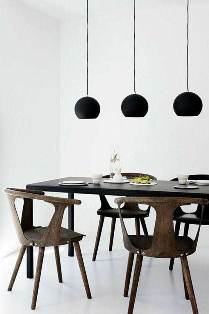 esszimmergestaltung stühle esszimmer esszimmerstuhl Furniture - esszimmer stuhle perfektes ambiente farbe