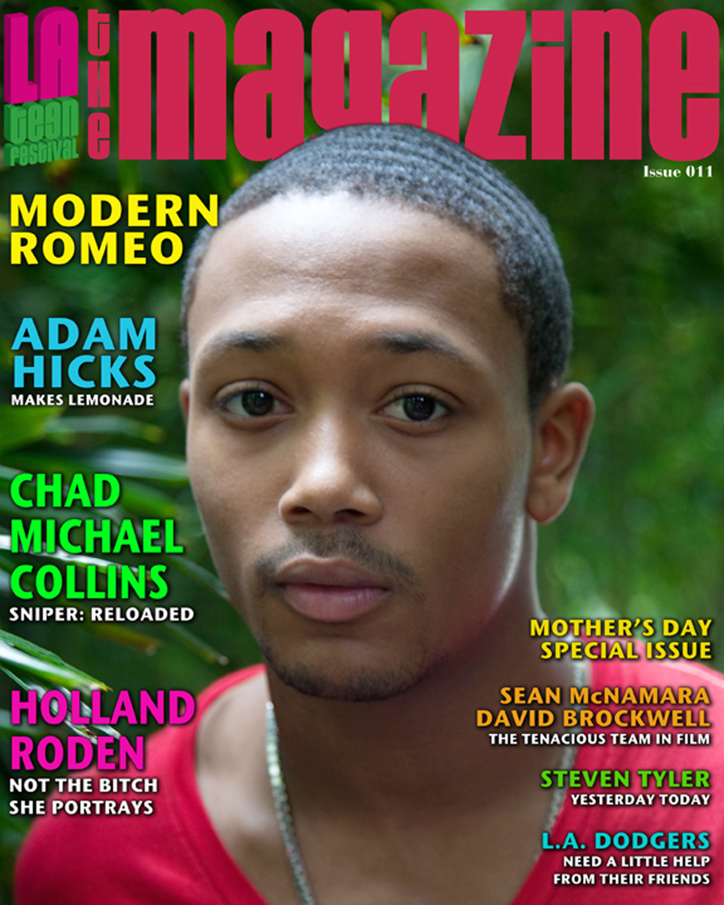 Cover story with romeo miller