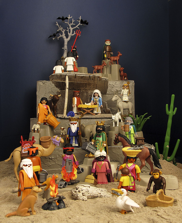 Playmobil Ausmalbilder Kinderklinik : Playmobil Nacimiento Xmas Playmobil Pinterest Ideen