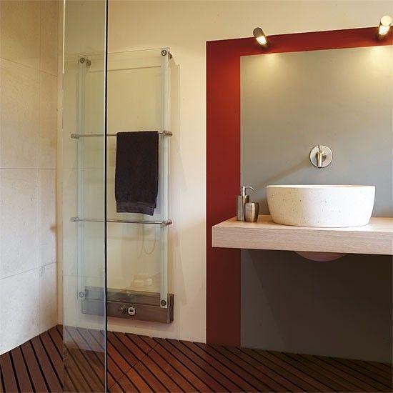 Moderne Dusche Wohnideen Badezimmer Living Ideas Bathroom