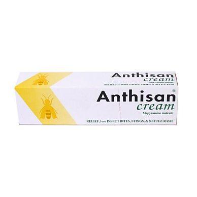 Anthisan Cream Antihistamine That Is