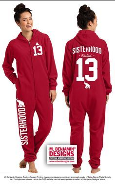 Greek Onesie For Those Cute And Comfy Moments Delta