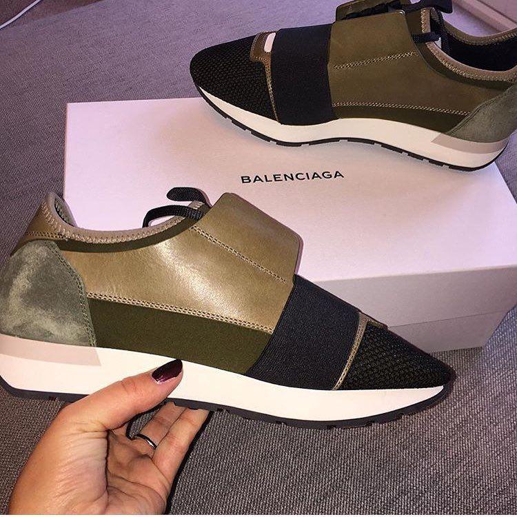 Balenciaga runners, Balenciaga sneakers