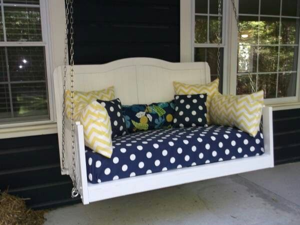 What A Great Idea For An Old Crib Found This Company In Myrtle