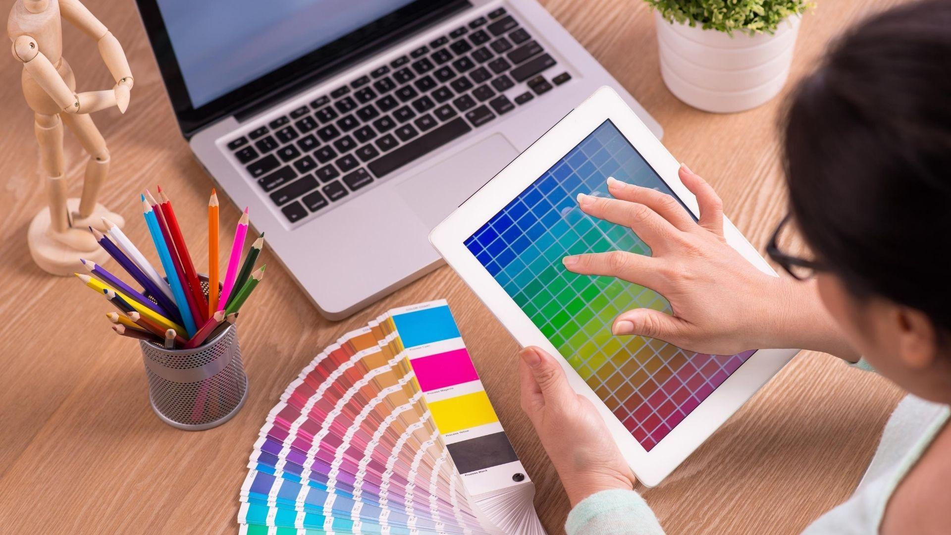 Cara Menjadi Desainer Desainer Grafis Desainer Desain Grafis