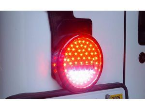 Off Road Only Ld Rrw2 Litedot Taillights For 76 06 Jeep Cj
