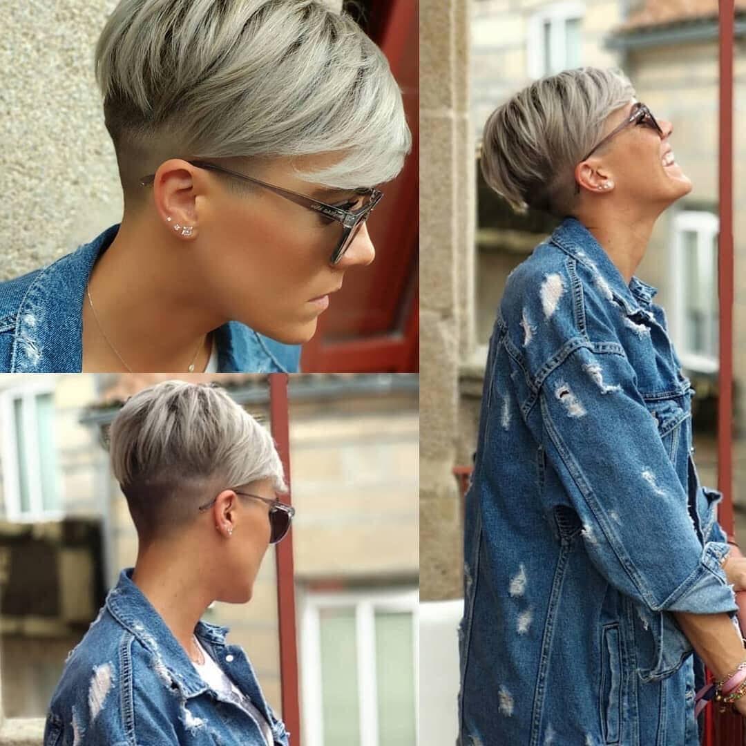 No 1 Hair Platform In Asia On Instagram Hair Shorthair Pixiehaircut By Rebeka 1206 Idees Cheveux Courts Styles De Cheveux Courts Coupe De Cheveux Courte