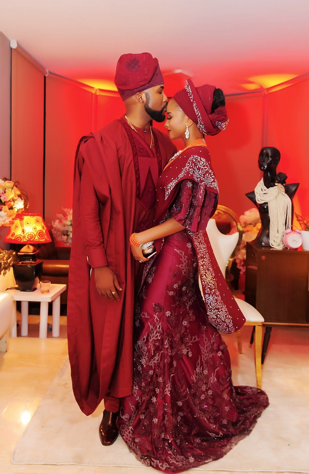 Image result for nigerian traditional wedding dresses pictures