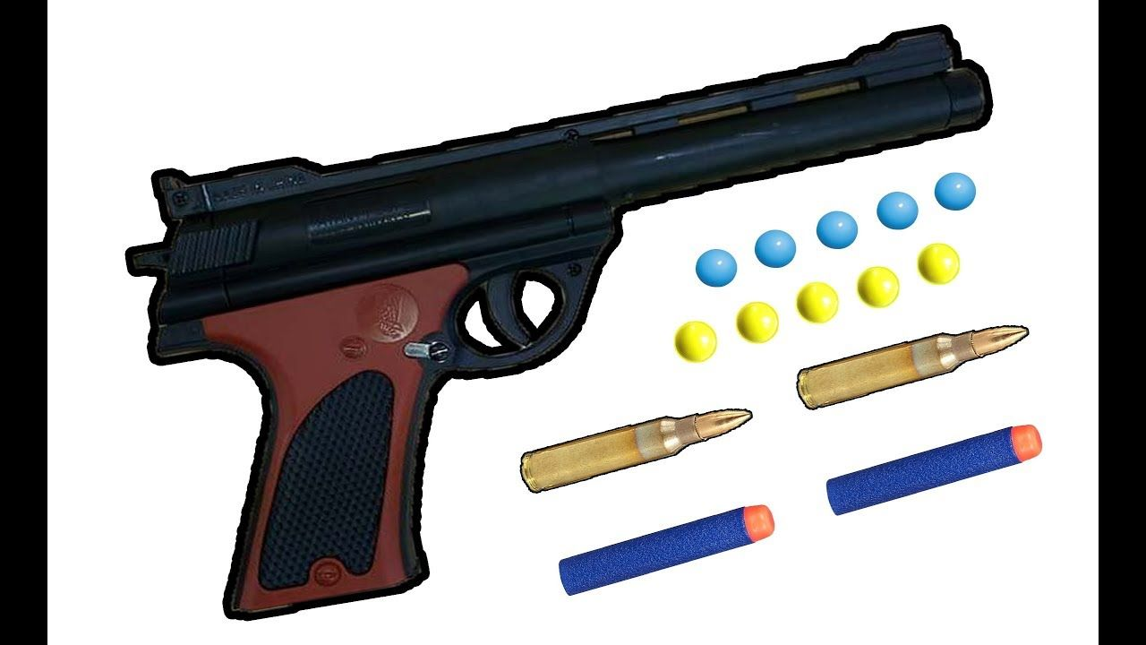 Realistic Toy Gun For Kids Weapon Toys For Children Airsoft Ball