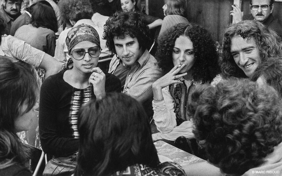 fotojournalismus:  Israel, 1972. [Credit:Marc Riboud]