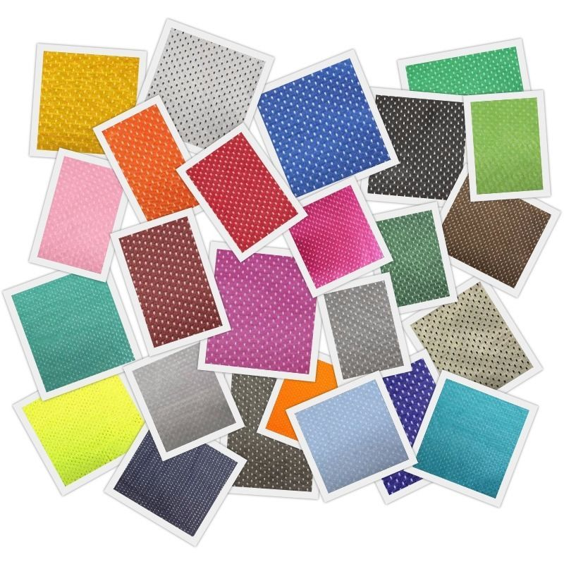 Details about FOOTBALL LARGE JERSEY MESH FABRIC 25 COLORS