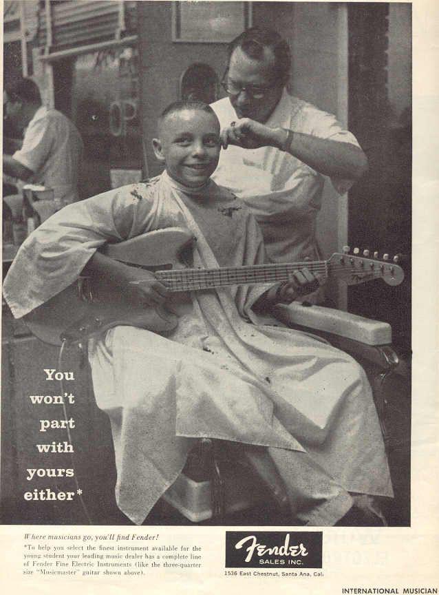 Clip On Guitar Tuner >> Vintage Fender Print Ads | Guitar pics, Vintage ads, Print ads