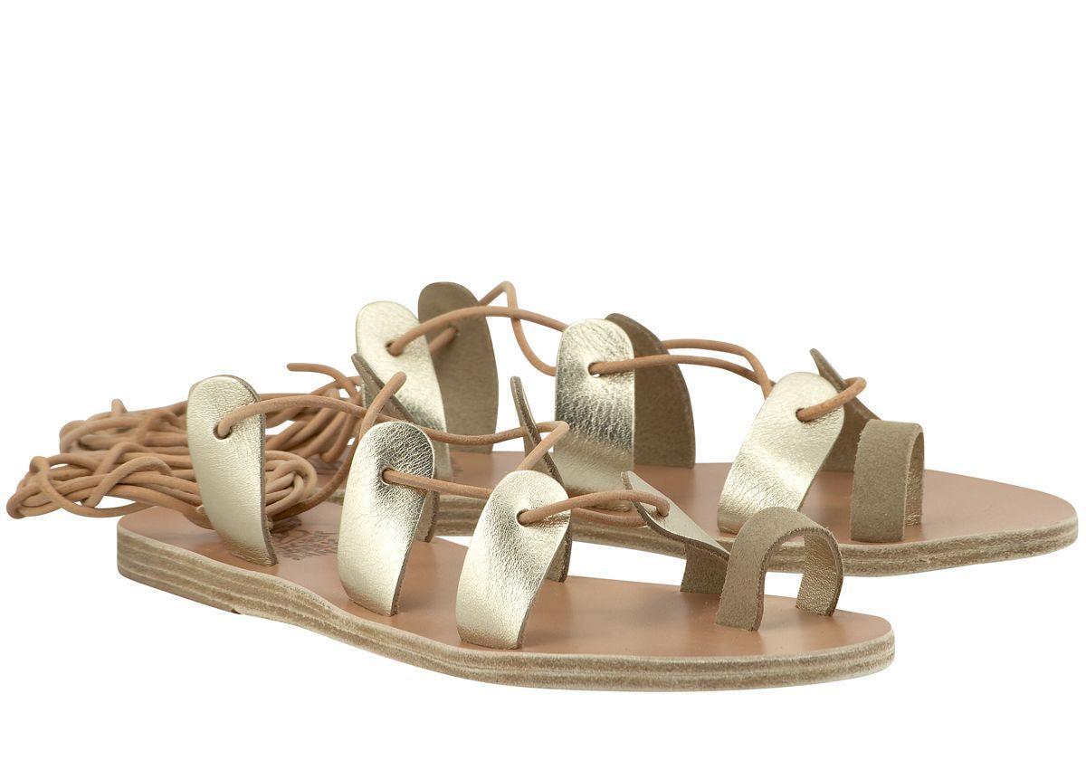 Alcyone Sandals by Ancient-Greek-Sandals.com