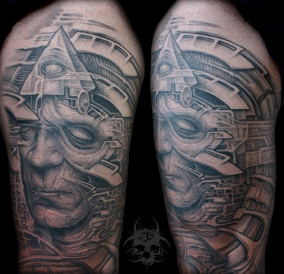 Jeremiah barba 2013. .ALL RIGHTS RESERVED. | Tattoos, Artist
