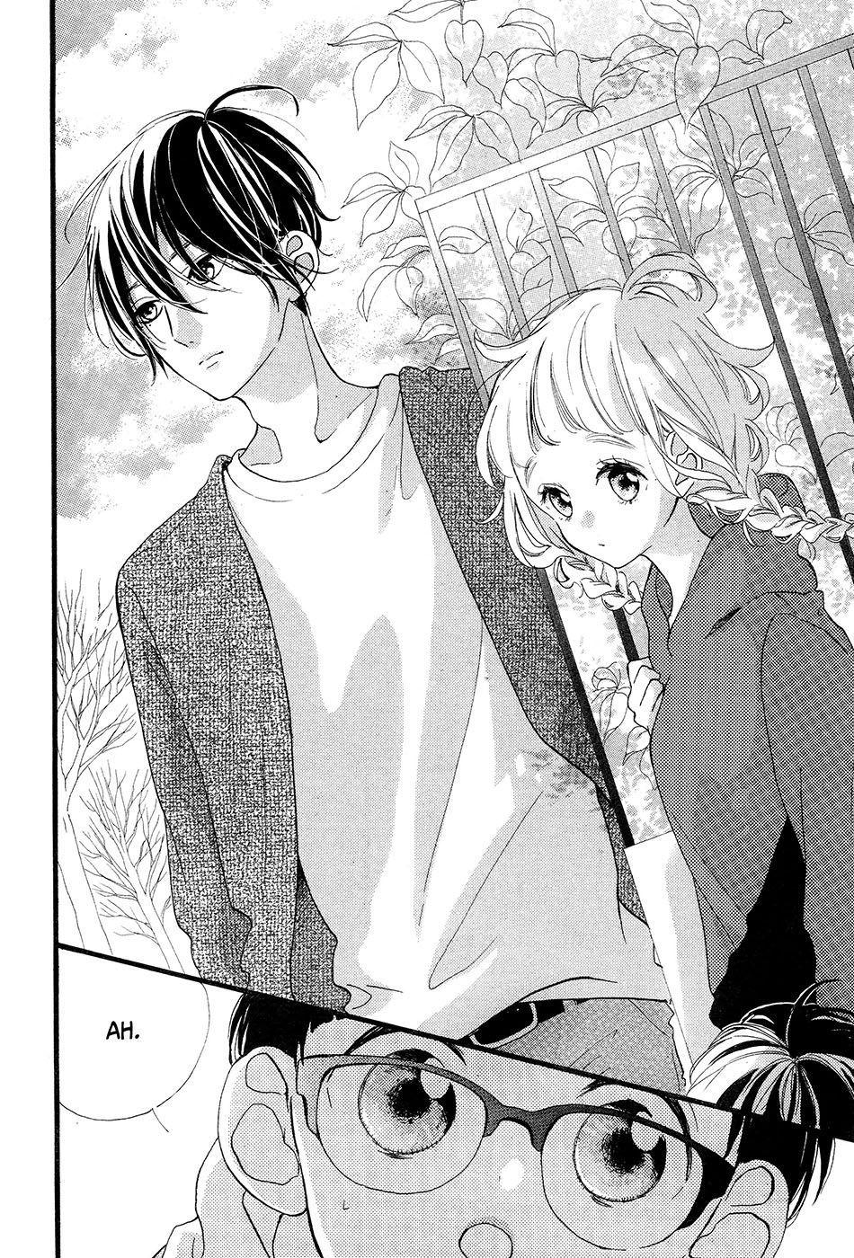 Siguiente página Manga, Anime, Childhood friends