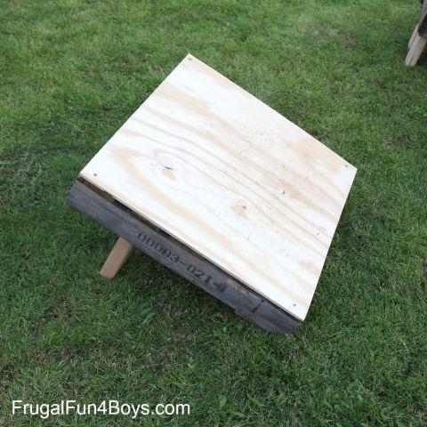 DIY American Ninja Warrior Backyard Obstacle Course ...