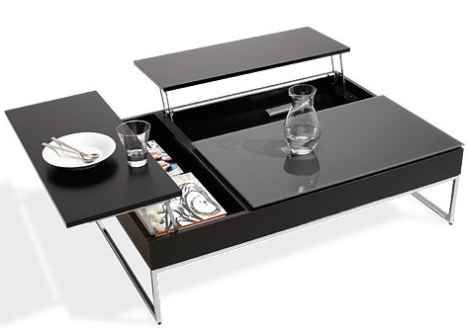 Boconcept Transformer Table Coffee Table With Storagecoffee