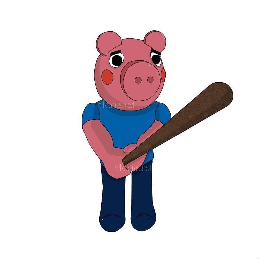 Fundo Do Jogo Piggy Roblox Pin Em Piggy Everybody Like Piggy I Mean Lol