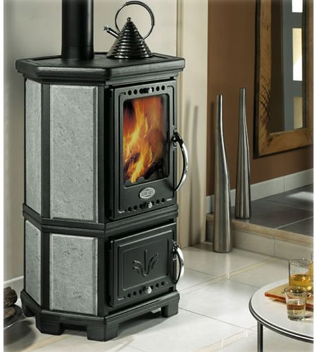 Beautiful Burning Wood Stoves From Sideros Amazing Design