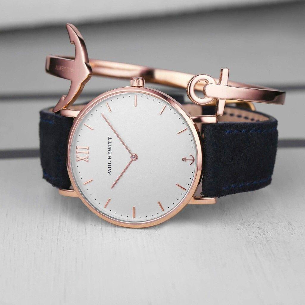 paul hewitt uhren rose gold watch addicted watch. Black Bedroom Furniture Sets. Home Design Ideas