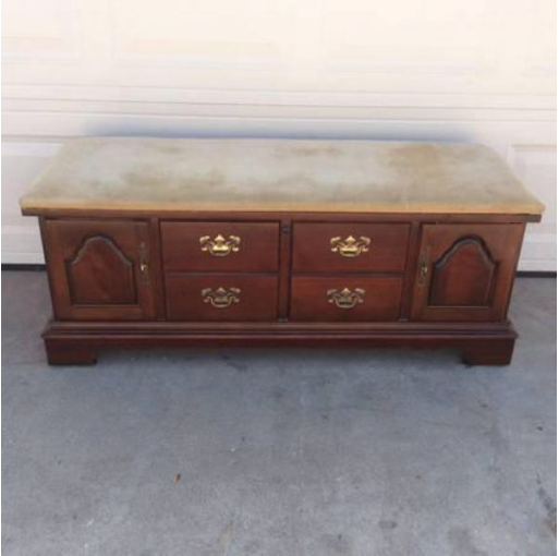 Lane Storage Bench Cedar Chest | Loveseat