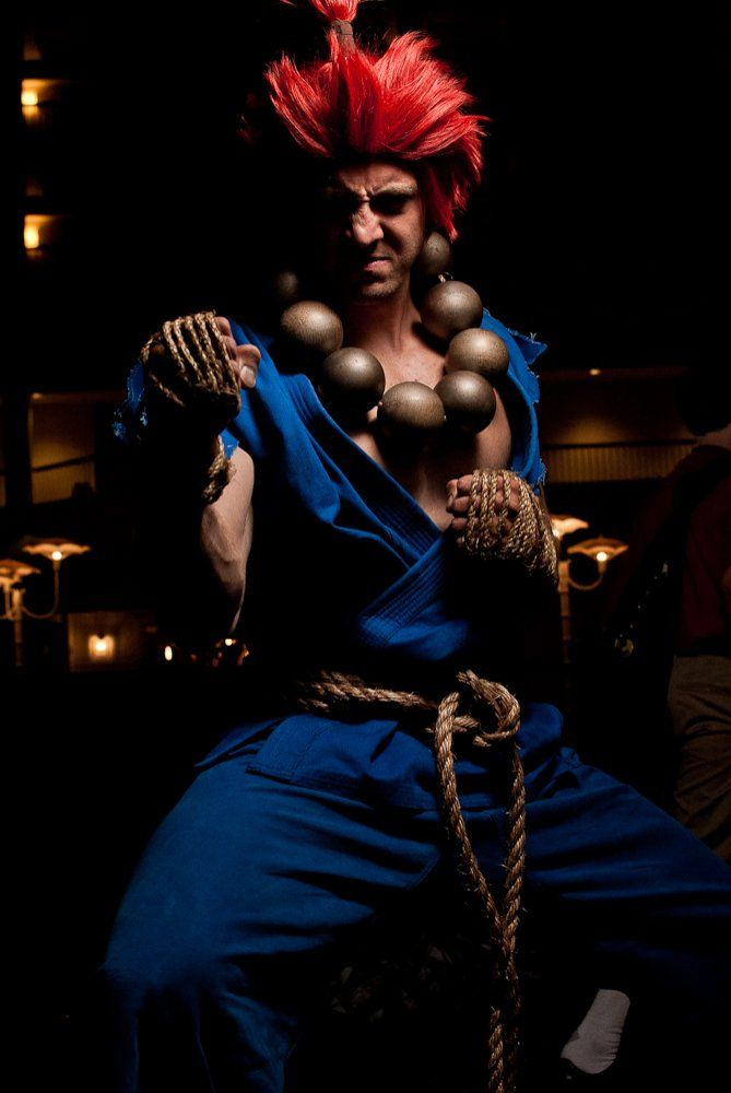 21 Super Accurate Street Fighter Cosplays Street Fighter Cosplay