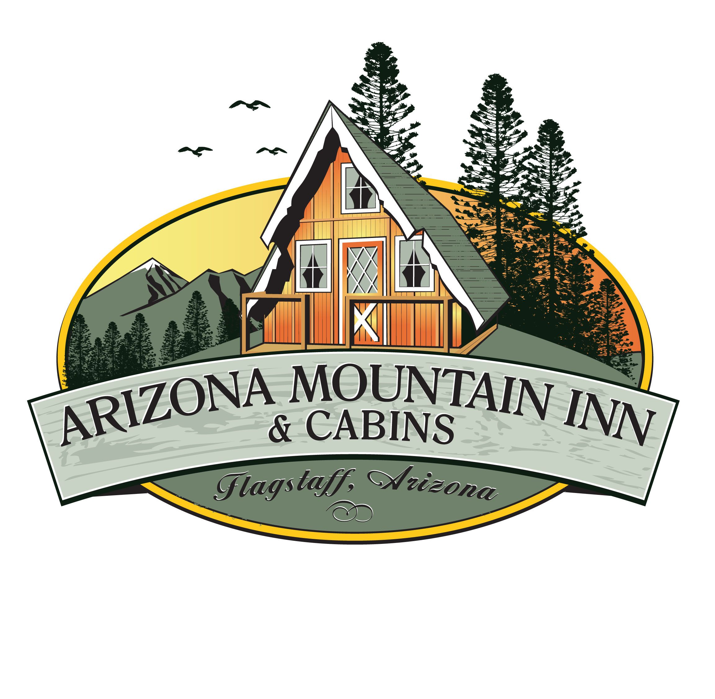 We Want You To Stay Out Arizona Mountain Inn And Cabins Located In