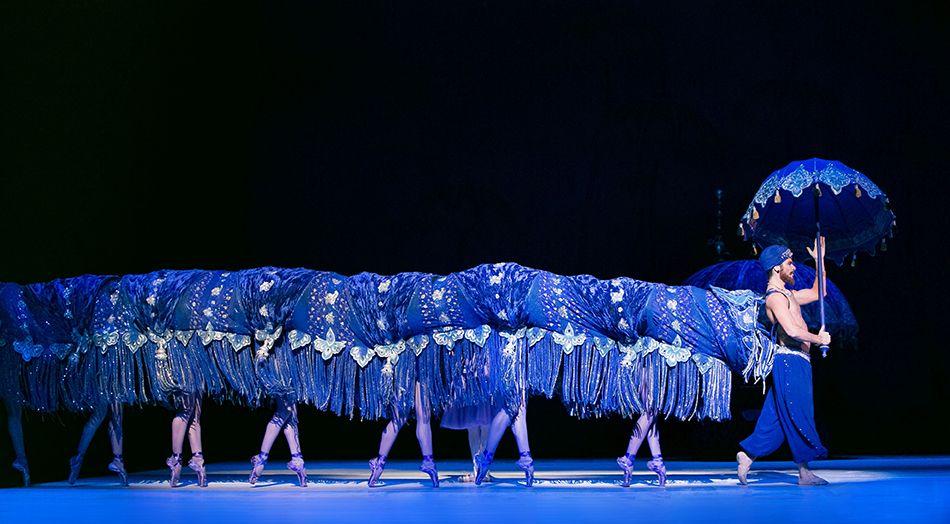 Alice Is A Monumental Piece Of Dance Art The Lavish Combination