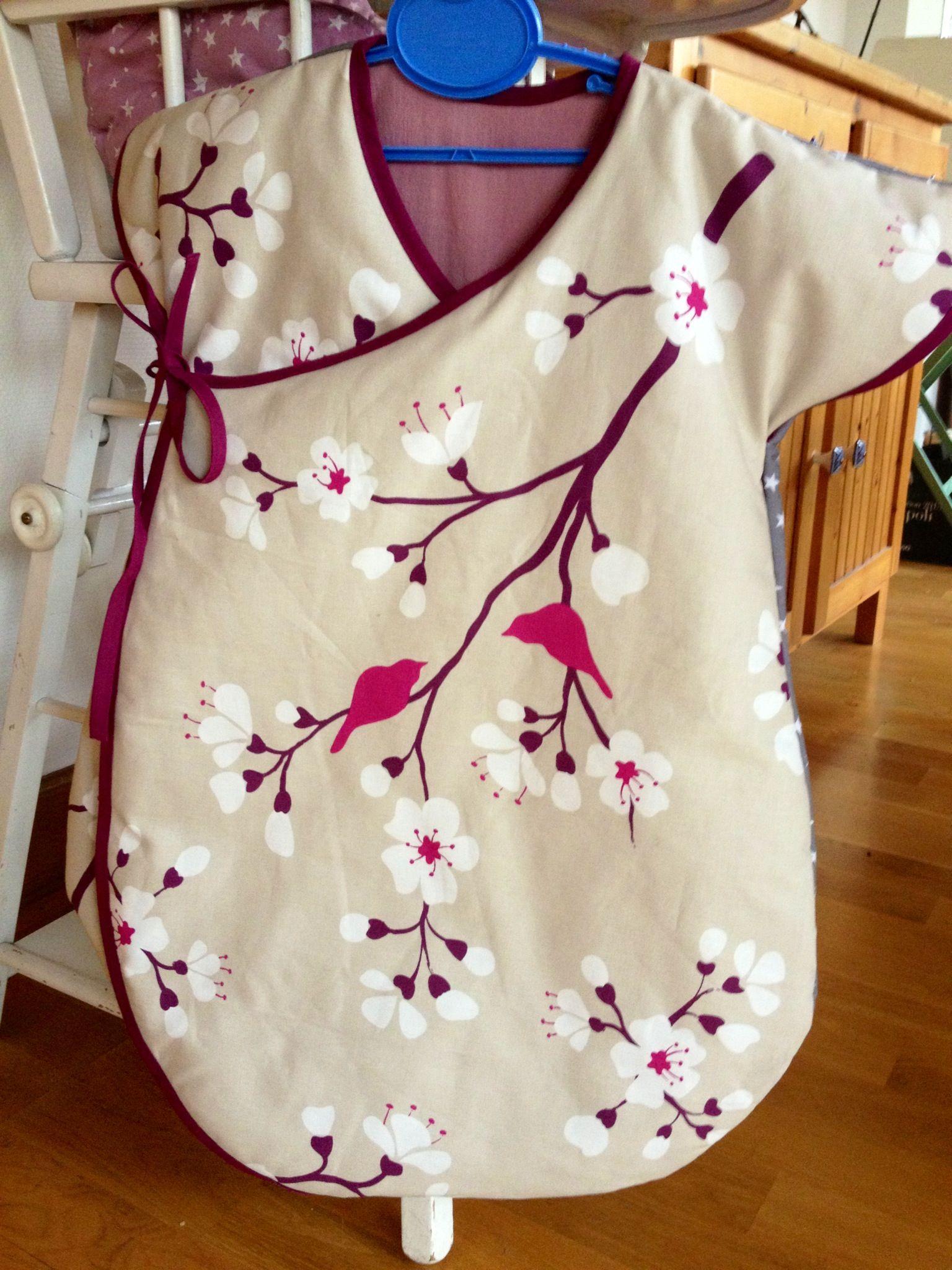 Turbulette japonisante pour c patron gratuit for Malette couture pour fille