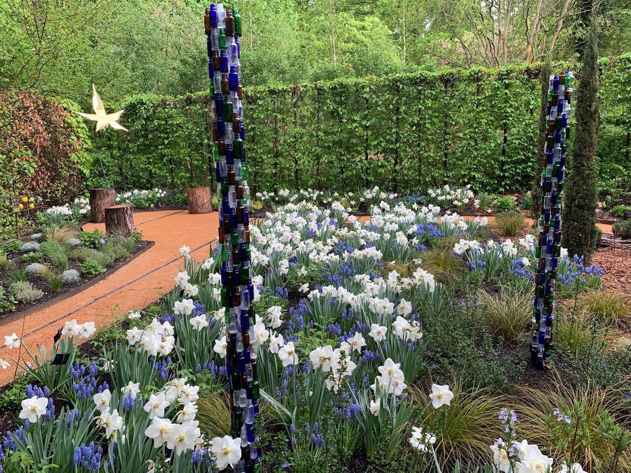 A Chaumont Sur Loire Des Jardins De Paradis Garden Outdoor