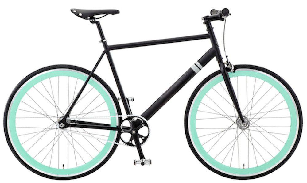 The Foamside 359 Fixed Gear Single Speed Bike By Sole