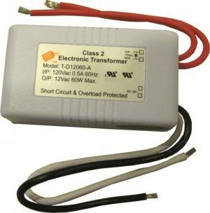 10 60w 120v To 12v Dimmable Transformer Ul Approved Light Accessories Halogen Lighting Transformers
