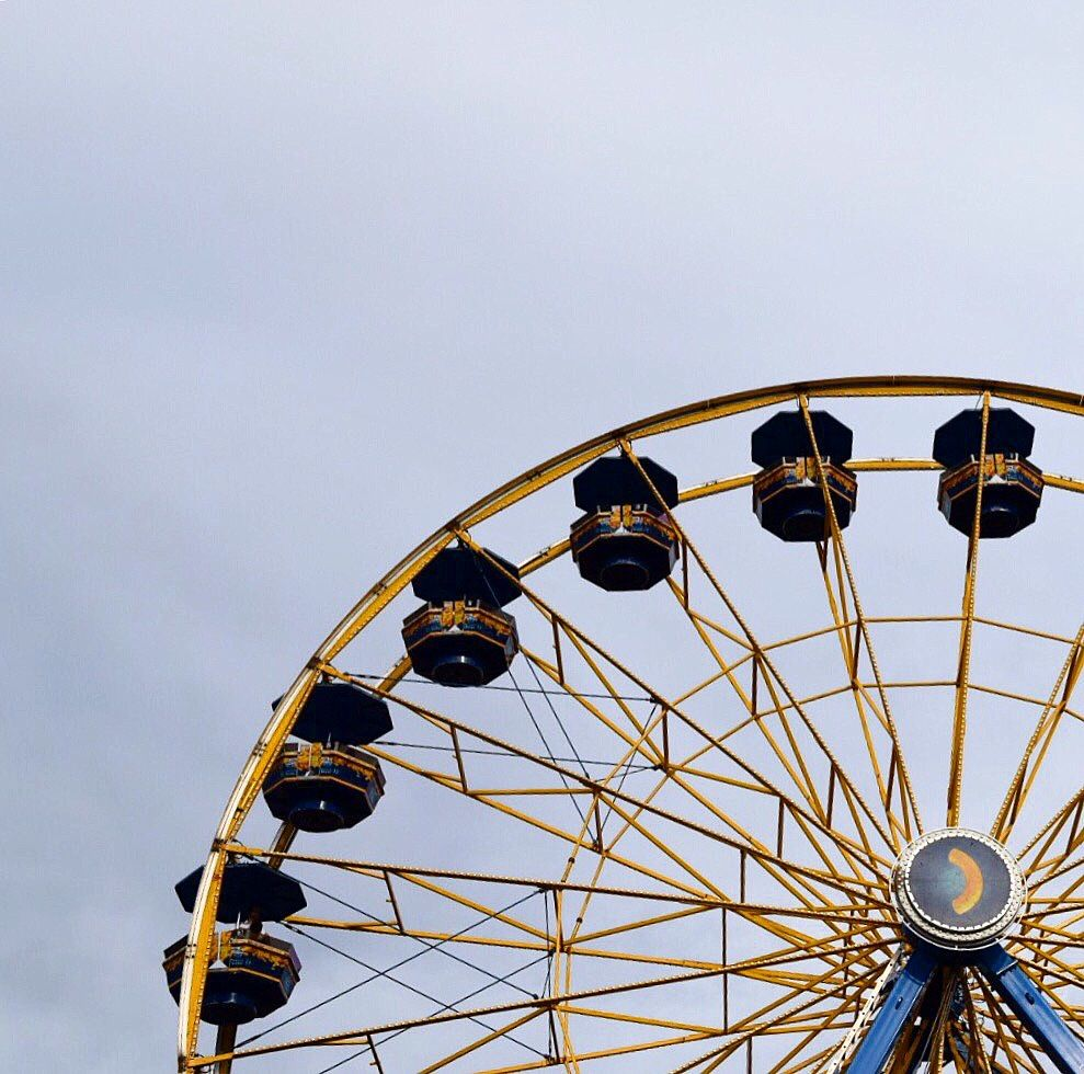 — What's better than a Mac and cheese Ferris wheel?