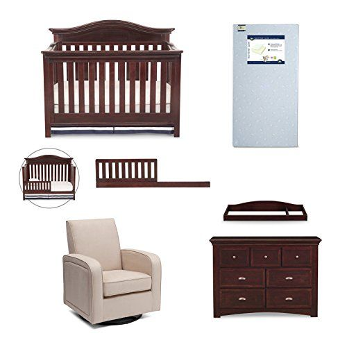 Awesome Top 10 Best Nursery Furniture Sets With Convertible Crib Reviews 4 In 1