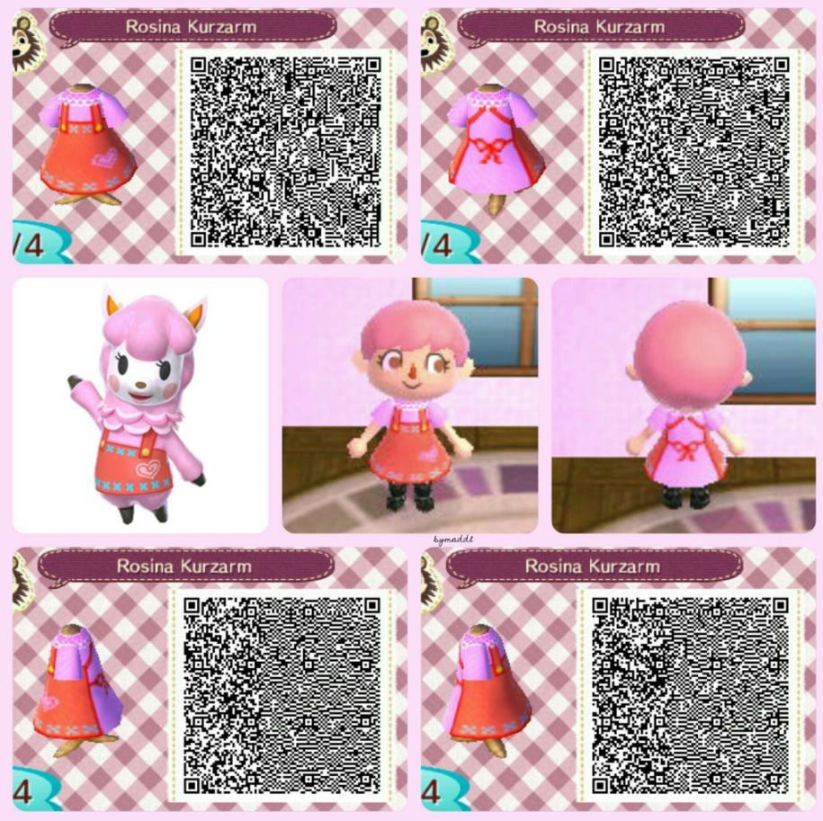 rosina kurzarm by maddl jaded acnl pinterest animal crossing qr codes und manga zeichnung. Black Bedroom Furniture Sets. Home Design Ideas