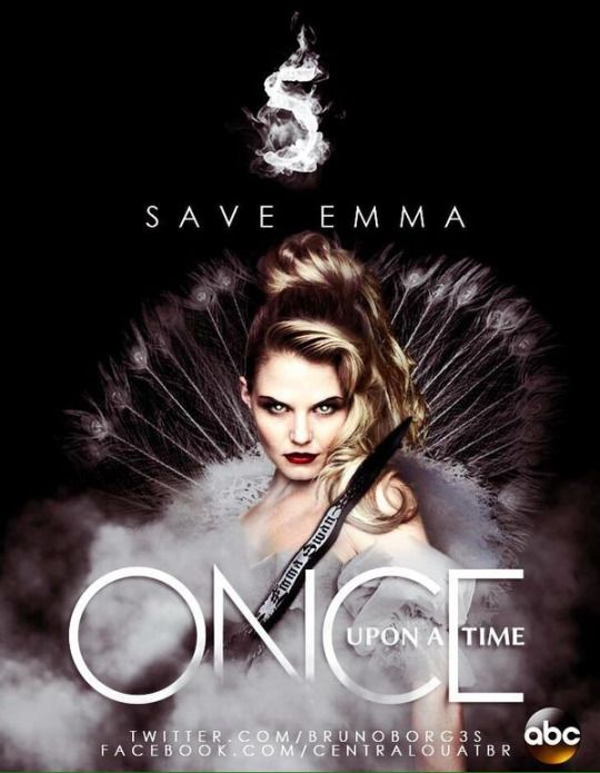 Fan Maid Season 5 Poster Once Upon A Time Ouat Time
