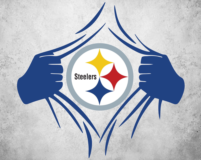 Pittsburgh Steelers Svg, Steelers Svg, NFL svg, Football